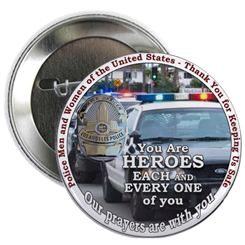 List of Products for the 'Police: Heroes Each and Every One' Design