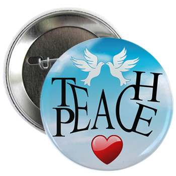 "List of Products for the '' Teach Peace"" Designs"